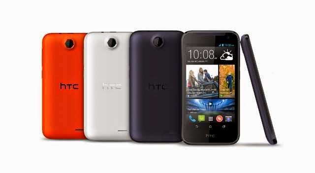 harga dan spesifikasi HTC Desire 310