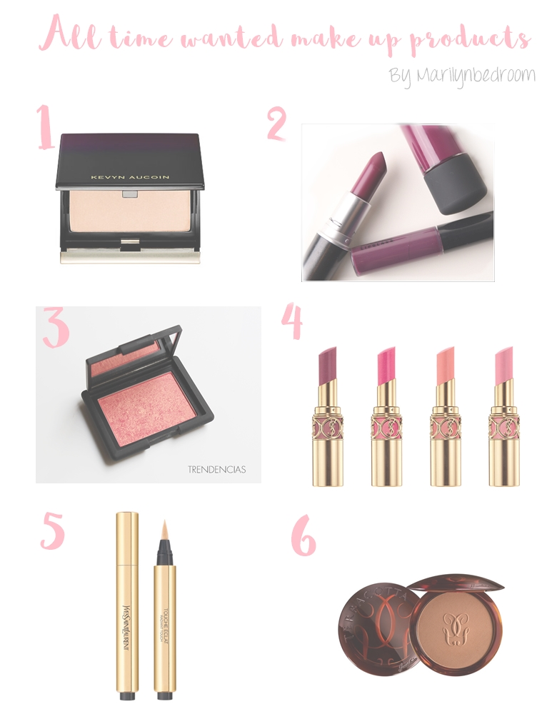 All time wanted | Productos de culto de maquillaje.