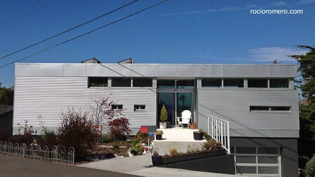 Casa residencial uni-familiar en California