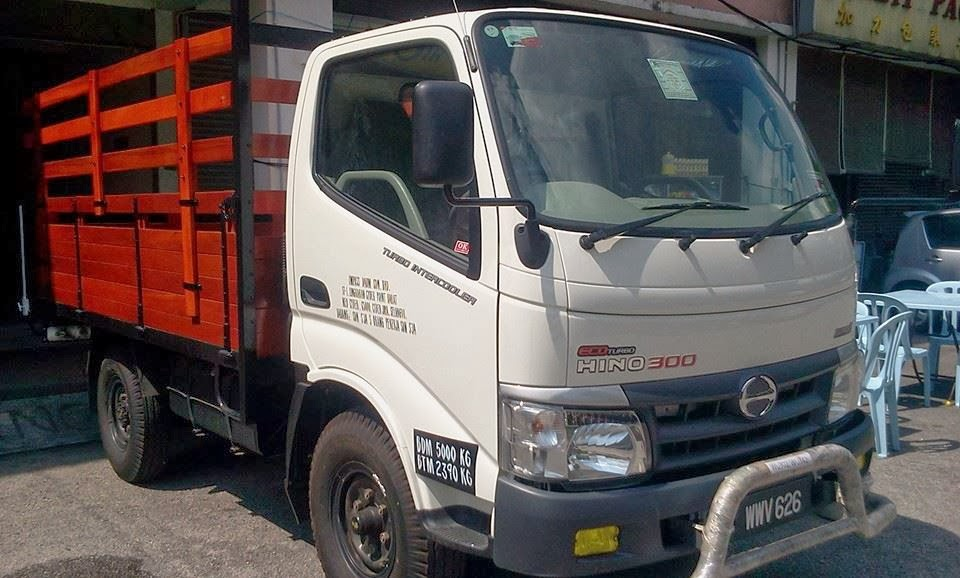 hino  1  tan    ....sold  by  abang   lori