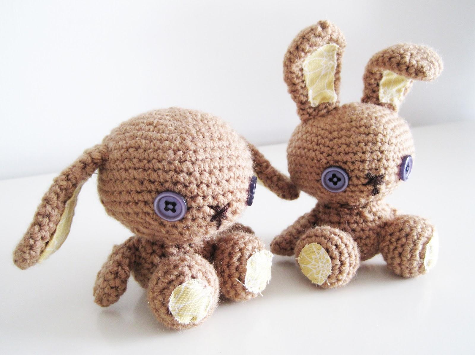 Crochet Pattern Maker Mac : Craft Night Blog: Crochet Bunnies!
