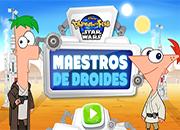 Phineas y Ferb nMaestros de Droides