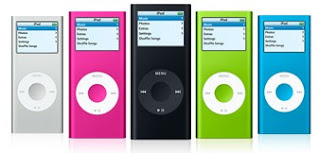 Colorful iPod