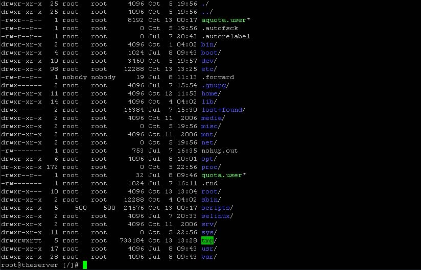 Linux Команды Консоли