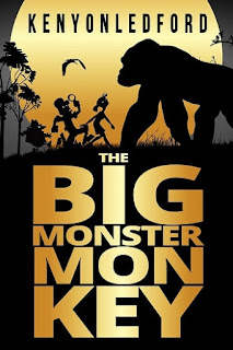 big monster monkey, kenyon ledford, detective parody, jungle adventure, hilarious book
