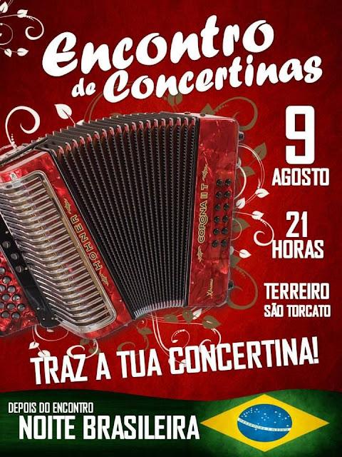 Encontro de Concertinas - Terreiro - São Torcato