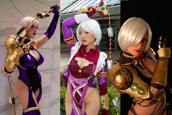 cosplay, skimpy armors