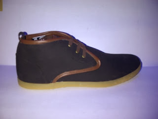 Sepatu Zara High navy