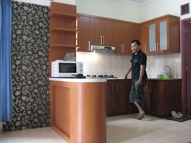 Kitchen set  minibar