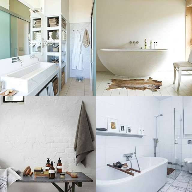 Ideas para decorar un baño