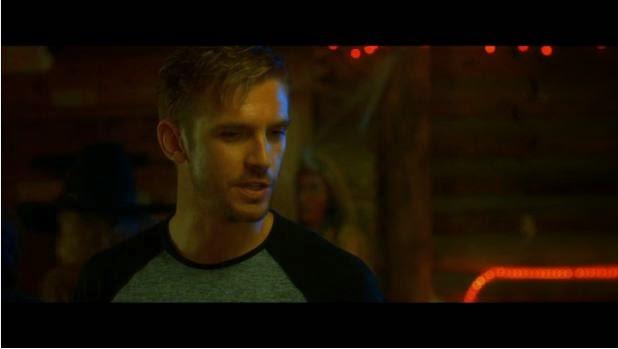 A clip from THE GUEST