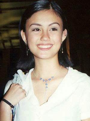 Agnes Monica remaja