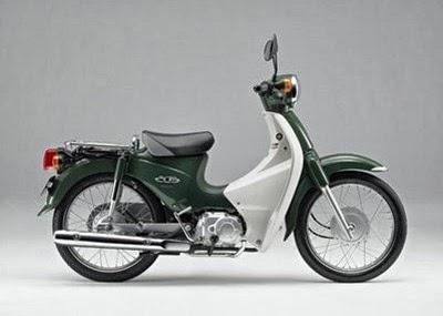 modifikasi motor honda bebek 70  tahun ini