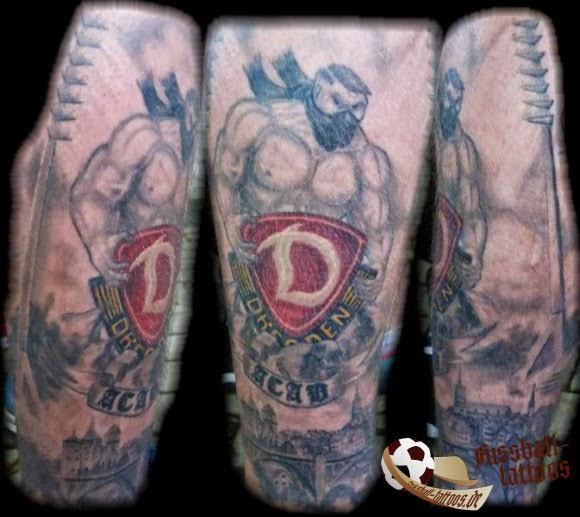 Ink: Dynamo Dresden   FOOTY FAIR