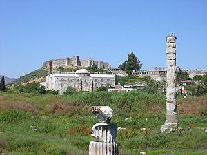 Kuil Artemis