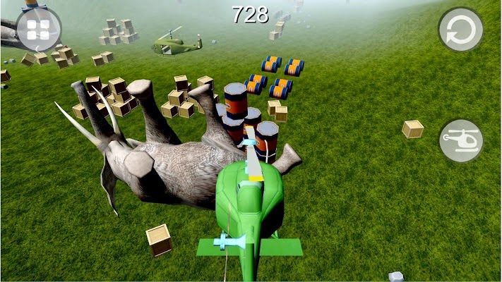 Goat Rampage full android game