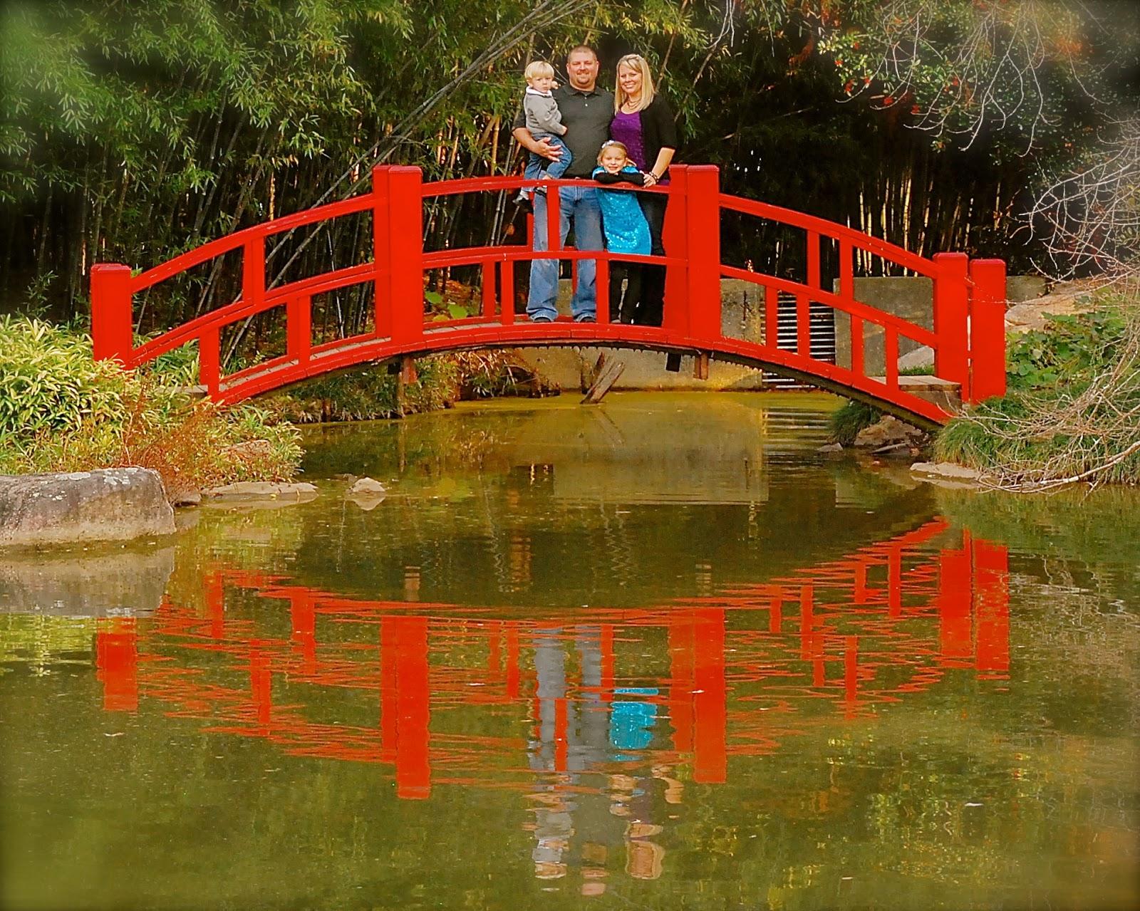 Johnson {family} Birmingham Botanical Gardens | Snapshots!