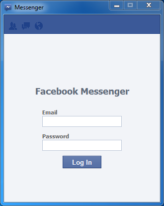 facebook for pc  software