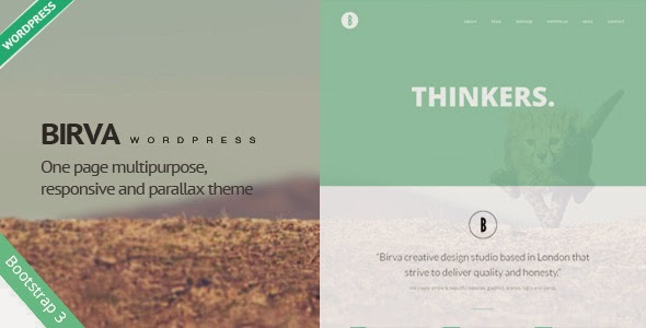 Premium OnePage Template