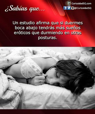 erótico dormir