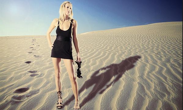 Cara Mudah Menambahkan Efek Bayangan Pada Gambar Blogger