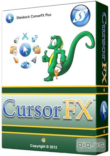 Stardock CursorFX Plus 2.11 With Patch | Registered Softwares