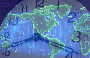 Η ώρα σε όλη τη γή