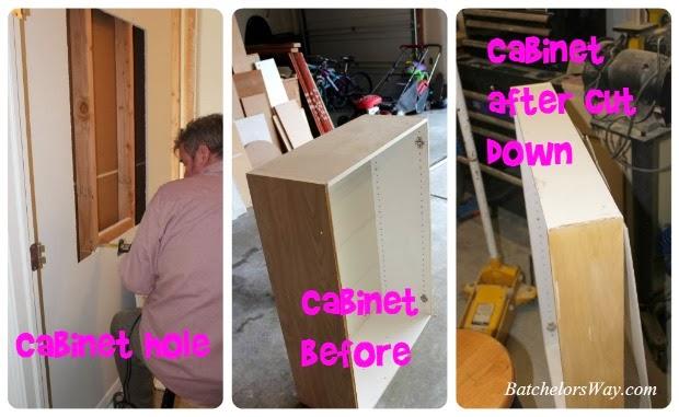 Batchelors Way: Laundry Room - Cabinets