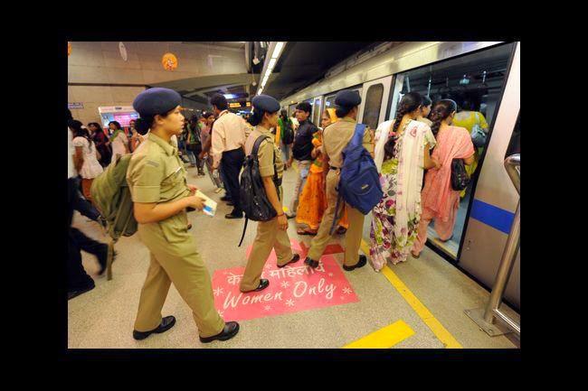 Delhi Metro to add 200 new frisking booths for women