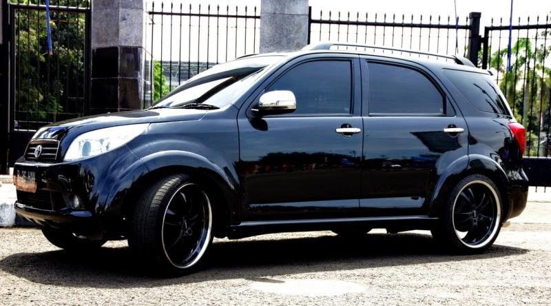 Modifikasi mobil toyota rush off road rd sportivo alto elegan nan