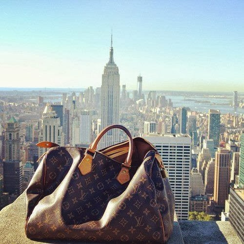Amazing Leather  Louis Vuitton Handbag