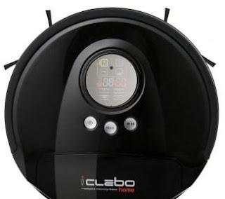 robot aspirador iclebo home
