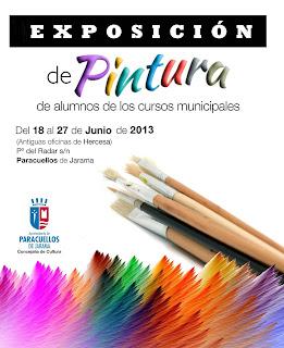 Como todos los años, los alumnos del Aula de Pintura de Aida García