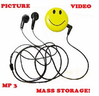 Spy Cam Pin Smile MP3