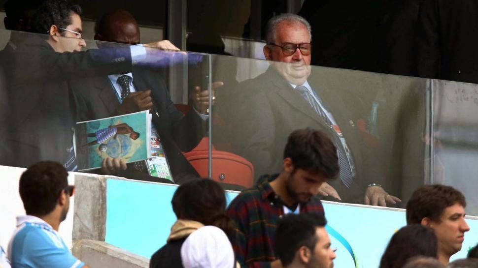 DIEGO MARADONA, FIFA