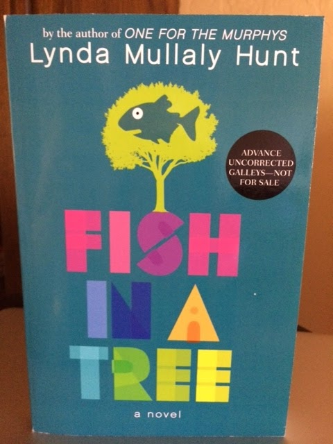 Finding ways for all kids to flourish for Fish in a tree by lynda mullaly hunt