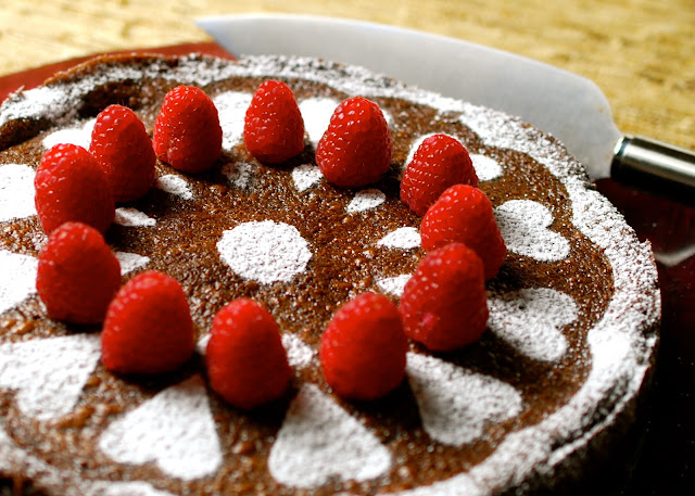Ottolenghi Flourless Chocolate Cake Recipe