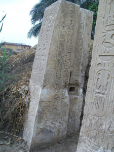 Ancient site of Heliopolis under threat