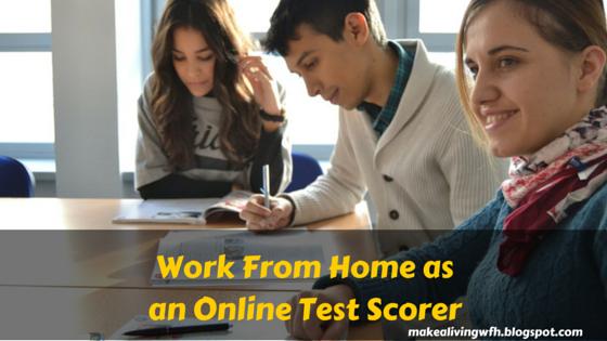 online test scorer