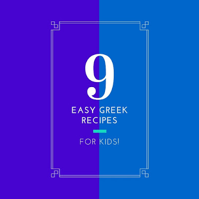 Easy Greek Recipes For Kids