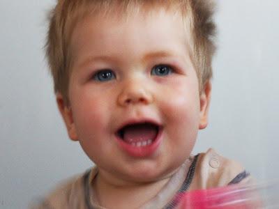 My grandson Samuel