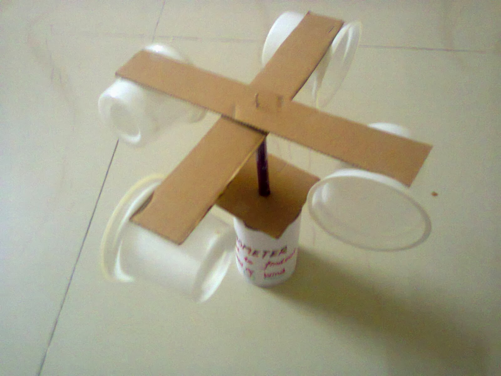 Homemade anemometer for kids apps directories