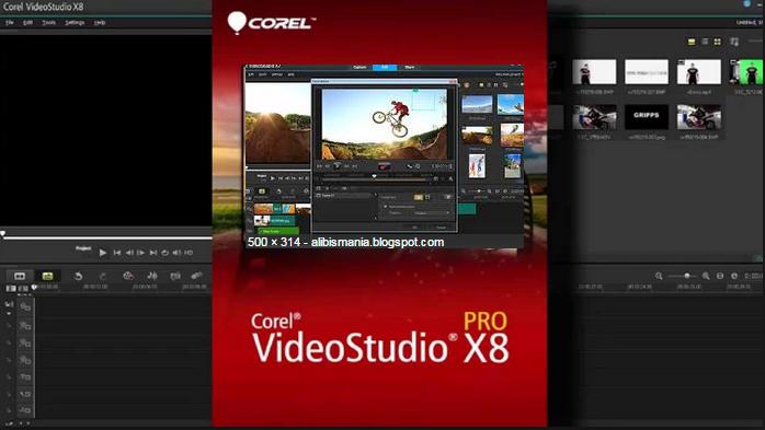 corel videostudio ultimate x8 full crack
