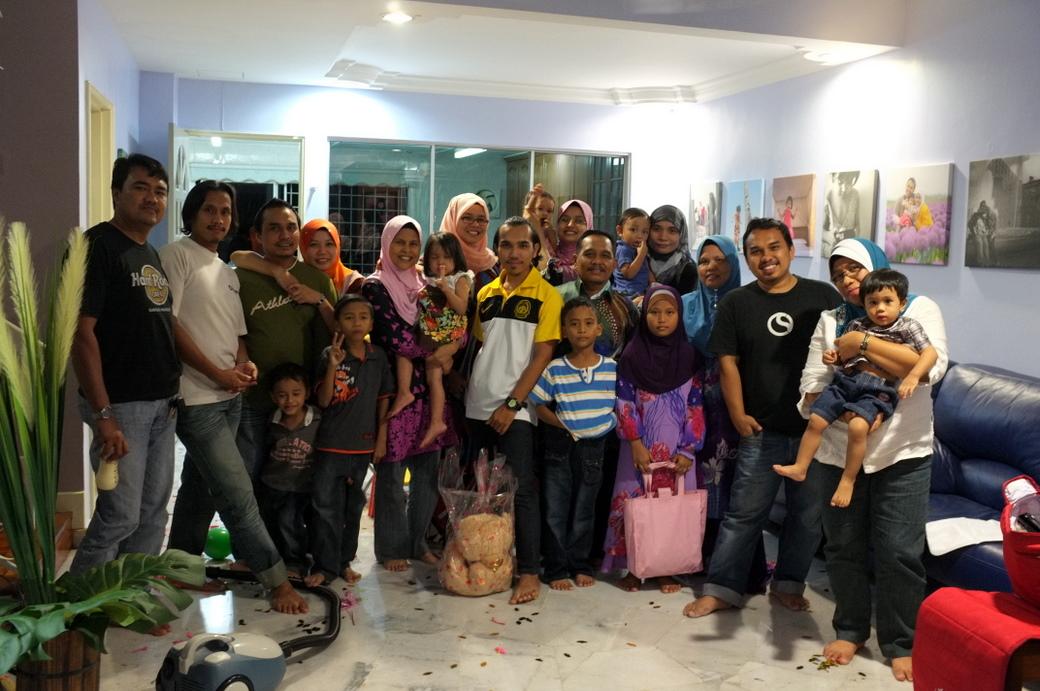 Orked's Blog: Birthday Orked yang ke-3 Tahun