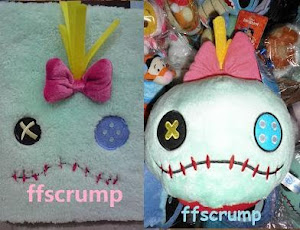 HK Trendyland Scrump Photo Album / Paper Holder