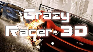 Screenshots of the Crazy racer 3D for Android tablet, phone.