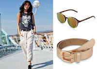 Get NOBLE FAITH TIGER PRINT TOP AND CASUAL TROUSERS AS SEEN ON ANUSHKA SHARMA at Rs 295:buytoearn