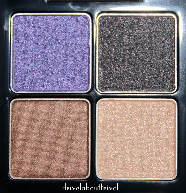 THREE 4D Eyeshadow Palette 04 Art of Parties