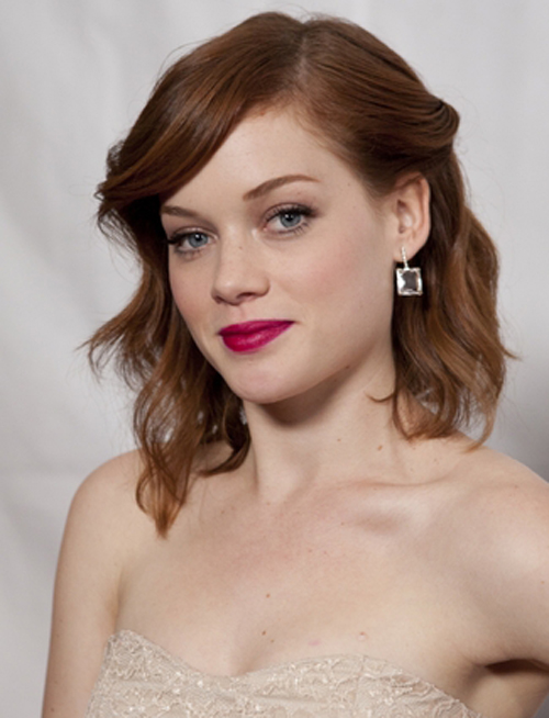 Top 10 Celebrity Medium Hairstyles 9