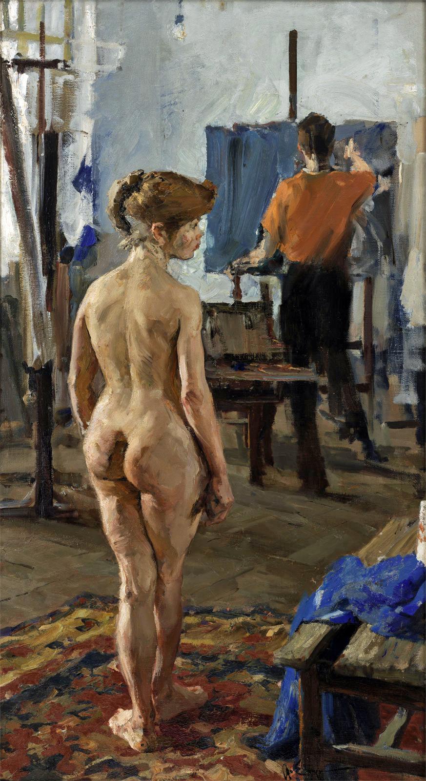 Эротика в советском искусстве 2 фотография